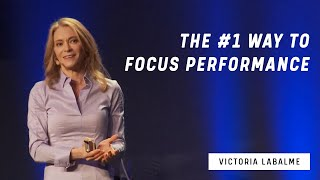 The Throughline: The #1 Way to Focus on Performance