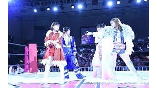 AKB48グループメンバー×プロレス×ドラマの掛け合わせで、白熱のプロレス...