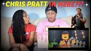 """""""The LEGO Movie 2: The Second Part"""" Official Trailer REACTION!!!"""