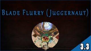 Video Guía Builds 3.3 - Liga Incursión || Build Starter 9/10 [Blade Flurry – Marauder (Juggernaut)] download MP3, 3GP, MP4, WEBM, AVI, FLV Juni 2018