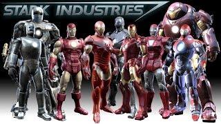 Top 10 Ironman armor | Best 10 Ironman suit - Part 1