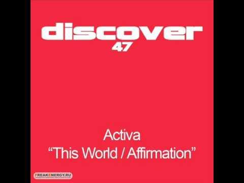 Activa - Affirmation (Tom Colontonio Remix)