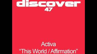 Activa - Affirmation (Tom Colontonio Remix)
