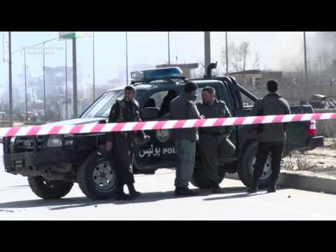 Taliban Claims Responsibility for Deadly Kabul Attacks