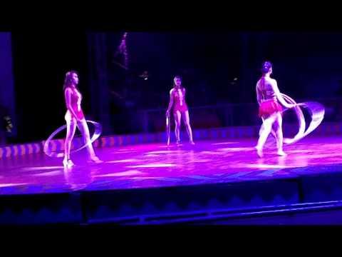Part 2. Seru!!  Nonton circus di margo city 17.10.2016
