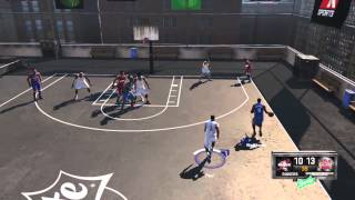 NBA 2K15 Blacktop Game 5 vs. 5