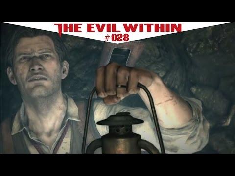 The Evil Within #028 - Kapitel 8, Samenkorn [Blind, Uncut, German, PS4 Lets Play]
