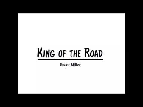 Roger Miller King of the Road Chord Chart