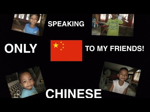 RovicVlogs #13 – SPEAKING ONLY CHINESE TO MY FRIENDS! (BEST REACTION) (THEY GOT VERY CONFUSED)