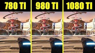 Far Cry 5 GTX 1080 TI Vs GTX 980 TI Vs GTX 780 TI Frame Rate Comparison