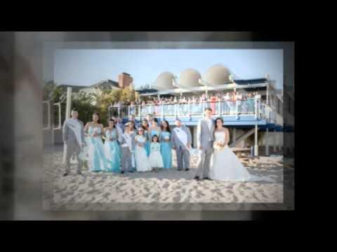 Our Malibu Beach Wedding West Club By Love My