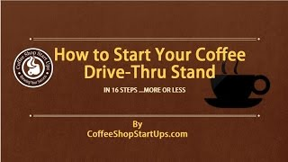 How To Start A Coffee Stand - Powerpoint 1