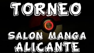 TORNEO POKÉMON X/Y - IV Salón Manga de Alicante!