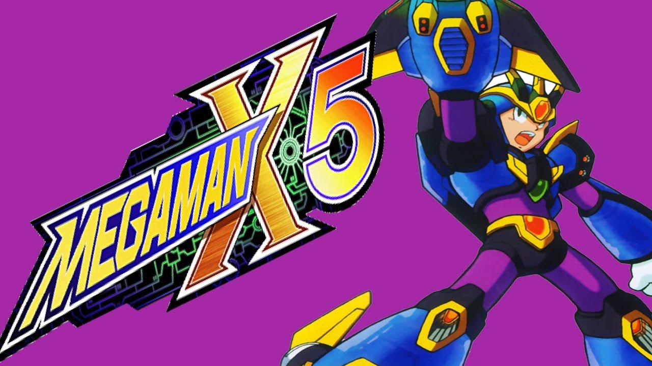 Hướng dẫn lấy giáp bí mật trong Mega Man X5