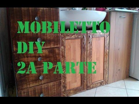 Mobile bagno Fai da te By Paolo Brada DIY 2a Parte - YouTube