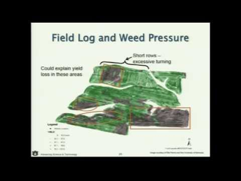 Yield Mapping with Dr. Fulton