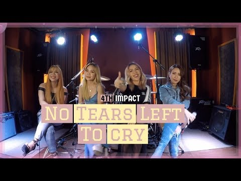 Ariana Grande - no tears left to cry | 4TH IMPACT