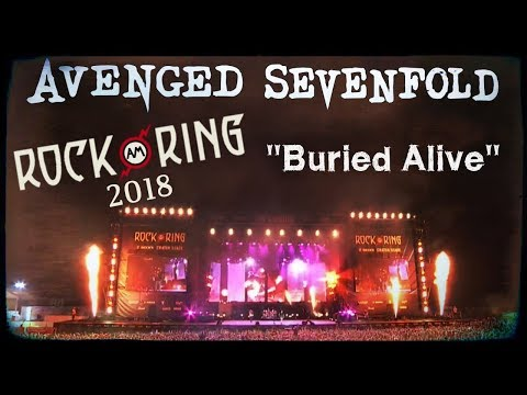 Avenged Sevenfold - Buried A -  Rock Am Ring 2018