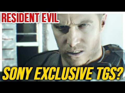 Capcom and Resident Evil at TGS  PS5  Sony Exclusive Event?