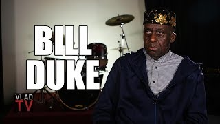 Bill Duke on Acting with 50 Cent in Get Rich or Die Tryin Movie (Part 9)