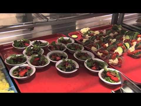 Farm To School Program Brings Locally Grown Foods To School Lunchrooms