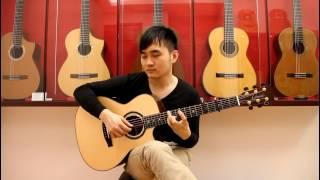 """陳奕迅 - Lonely Christmas """"Guitar Cover"""" (Steven Law)"""