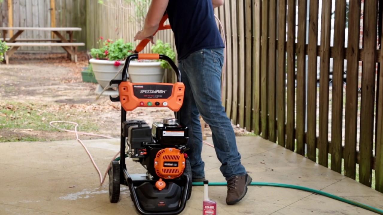 GEN0317004 Generac Pressure Washer Maintenance HD 1080p
