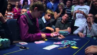 Киев. Международный турнир по покеру среди глухих
