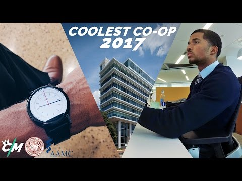 2017 NORTHEASTERN COOLEST CO-OP | Association of American Medical Colleges