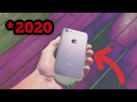 САМЫЙ *ТОПОВЫЙ* IPHONE В 5 РАЗ ДЕШЕВЛЕ 11PRO! | IPhone 7 В 2020?!