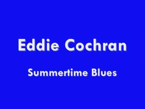 Eddie Cochran - Summertime Blues - 1958