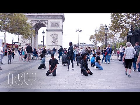 iKON - '죽겠다(KILLING ME)' Dance Cover by ICU From France IN PUBLIC