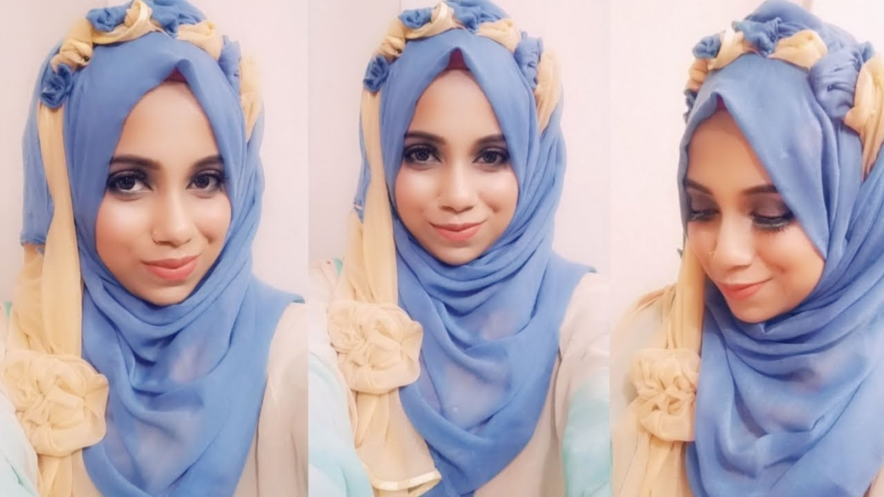 Open Hijab Style Easy Hijab Style Masuma S Kingdom Youtube