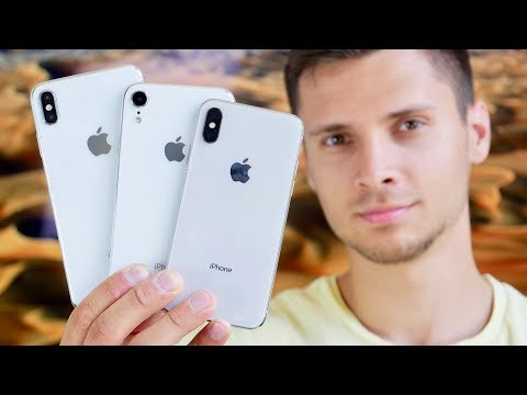 NEW iPhone 9 & X Plus Models Hands On!