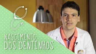 Pediatra de Plantão: Quais os sintomas do nascimento dos dentes de leite?