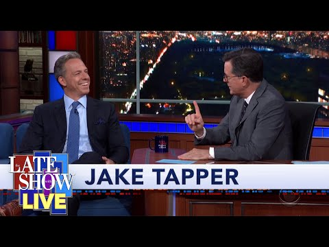 Jake Tapper: Warren, Biden & Sanders Will Go All The Way To The Convention