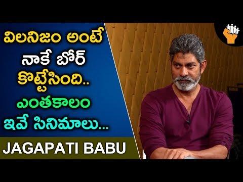 Jagapathi Babu sensational
