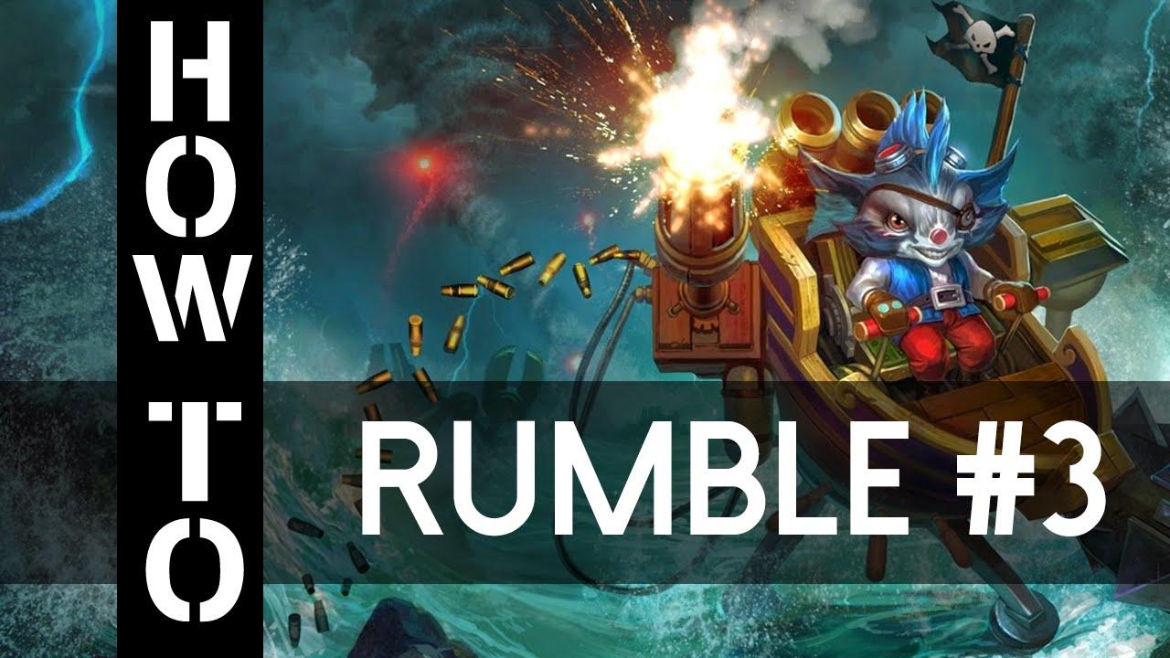 rumble deutsch