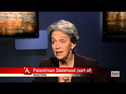 Janice Stein: Palestinian Statehood (sort of)