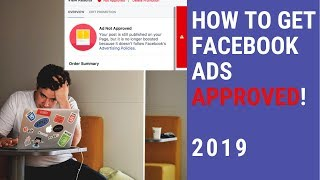 How to Get Facebook ads Approved | 2 Main Reasons for Disapproved ads