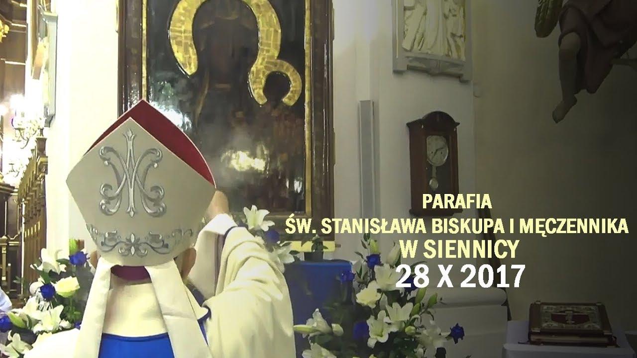 Peregrynacja Obrazu MB Częstochowskiej – Siennica (28 X 2017 r.)