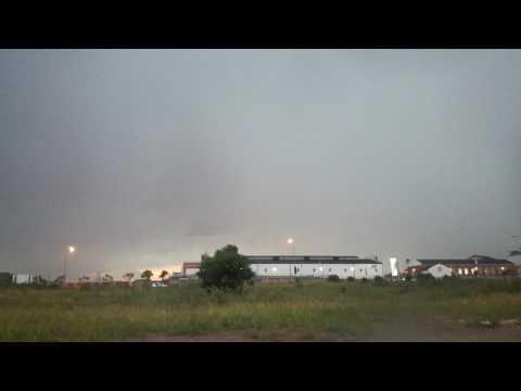 Lightning in Port Elizabeth