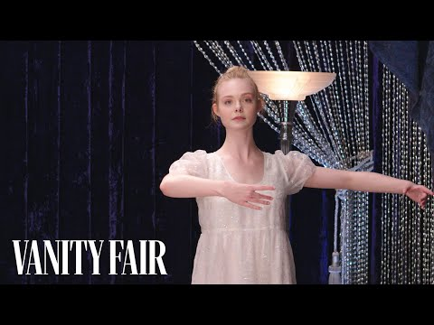 Elle Fanning Teaches You How to Make a Ballet Turn | Vanity Fair ...