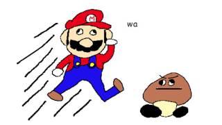 Super Mario in a nutshell