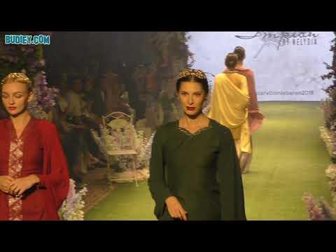 Fashion Show Baju Raya Nelydia Senrose - IGAU IMPIAN