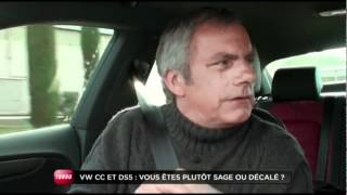 Essai - Citroen DS5 & Volkswagen CC.mp4