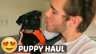 Puppy Haul Vloggest