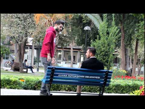 Adana'da İnsanları Trolledik (Trollendik.)