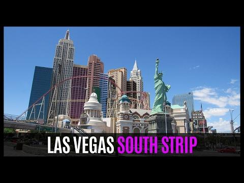 Las Vegas South Strip