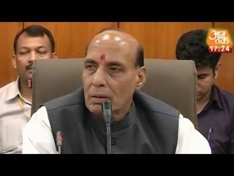 Rajnath Singh focuses on having more vans to sell onion, potato